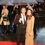 WWW.ENTSIMAGES.COM -   Benedict Cumberbatch and Keira Knightley   arriving at    58th BFI LFF - The Imitation Game - opening film at Odeon Leicester Square, London October 8th 2014A biopic of Alan Turing, which opens this year's BFI London Film Festival.                                                    Photo Mobis Photos/OIC 0203 174 1069