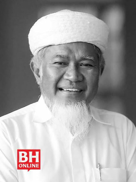 Azmil Mustapha meninggal dunia