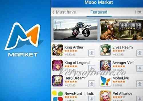 mobomarket phù hợp với android
