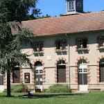 Parc National Forestier de Sevran : la Poudrerie, pavillon Maurouard