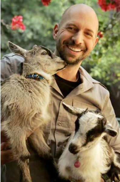 Strauss And Goats, Neil Strauss