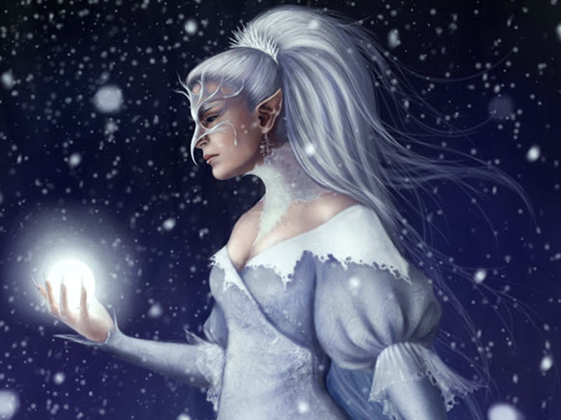 Snow Magic Spell, Magic And Spells
