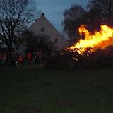 Osterfeuer am Landhaus 04.04.2010