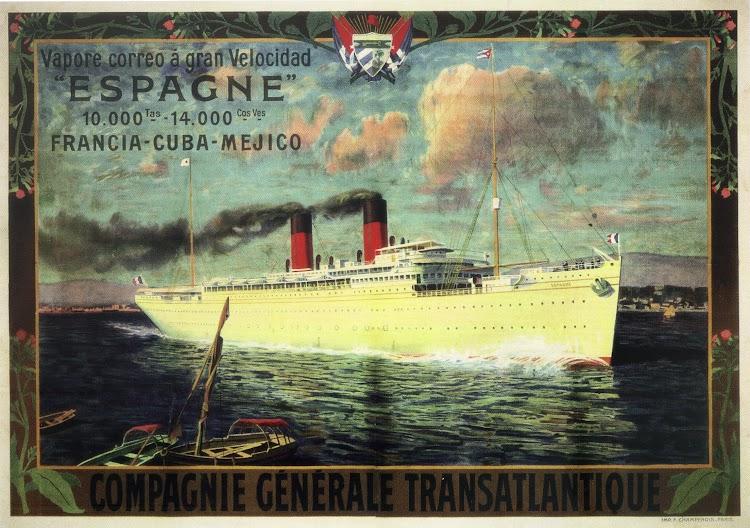 3- Publicidad de la linea a Cuba y Mejico. Colección de Arturo Paniagua.jpg