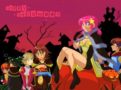 Free Happy Halloween Card, Halloween