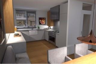 3d Woonkamer Ontwerpen : Arnoud herberts interieurarchitect de eerste d ontwerpen