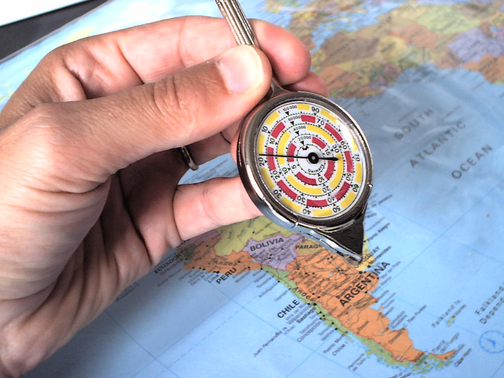 How To Measure Distances On A Map Wilderness Navigation Guide