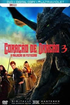 Baixar Filme Coração de Dragão 3: A Maldição do Feiticeiro (2015) Dublado Torrent Grátis