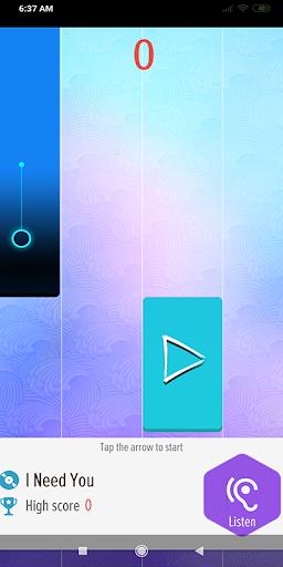 BTS Tiles : Piano Tiles DJ 0.5 screenshots 2
