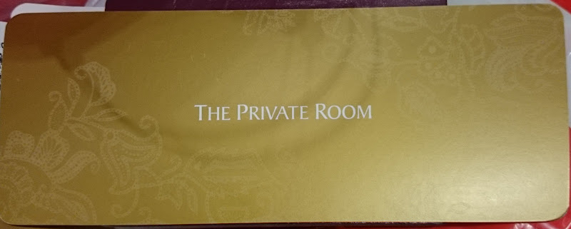 SIN%252520PVG 7 - REVIEW - Singapore Airlines : The Private Room First Class Lounge [Breakfast Service], SIN T3