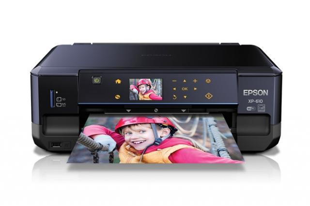Download Epson Expression Premium XP-610 printer driver