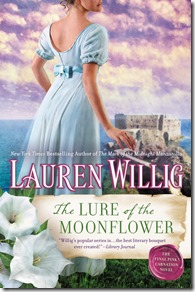 Cover Image - LURE OF THE MOONFLOWER