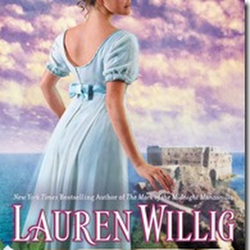The Maiden's Court: New Book Alert - Book Blitz: The Lure of the Moonflower by Lauren Willig & Giveaway
