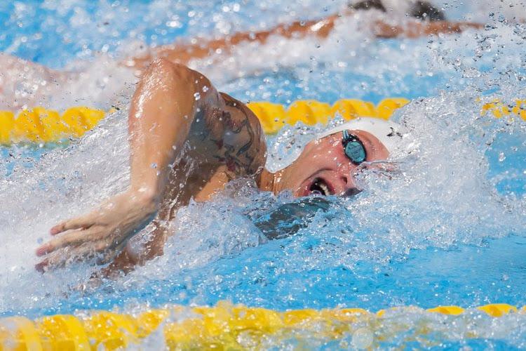 Cinq ans après sa retraite, l'ancien champion olympique français est de retour