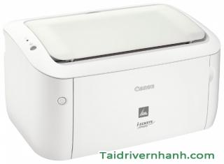 Cách download driver máy in Canon i-SENSYS LBP6000 – chỉ dẫn cấu hình