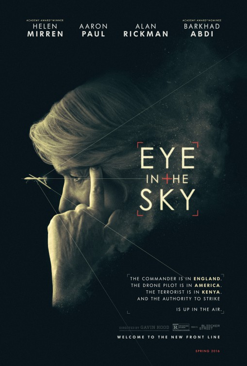 Chiến Dịch Drone - Eye in the Sky (2015)