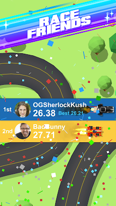 Race Time screenshot
