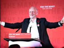 Corbyn calls for Theresa May to step down