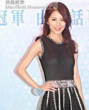 蔡曉瑩前晚因緊張表現失準。