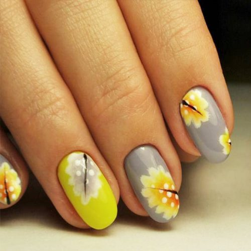 Cute Fall Nail Designs Ideas Do It Yourself 5