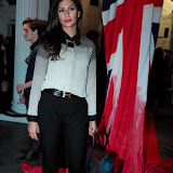 WWW.ENTSIMAGES.COM -   Yasmin Dhala   at    Mitch Griffiths Iconostasis  private view at Halcyon Gallery, 144 New Bond Street May 15th 2013                                                   Photo Mobis Photos/OIC 0203 174 1069