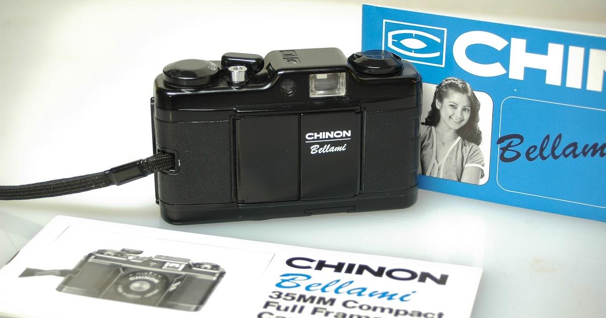 Random Camera Blog: The Little Chinon Bellami