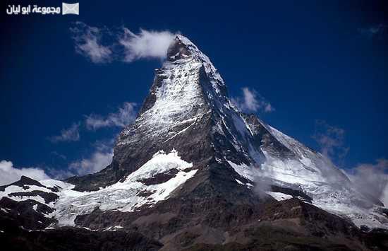 عجائب الدنيا السبع الطبيعية Matterhorn