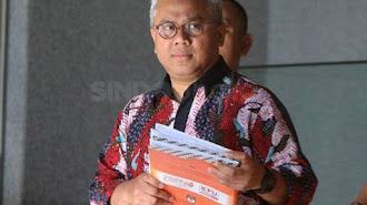 Ketua KPU Arief Budiman Diberhentikan