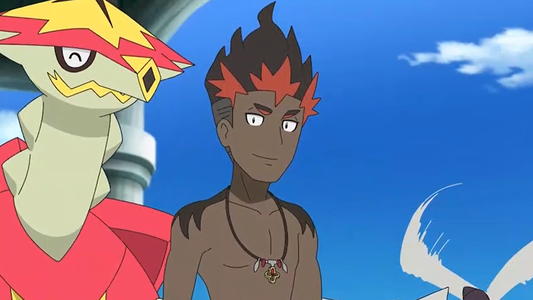 Kiawe Jornadas Pokémon