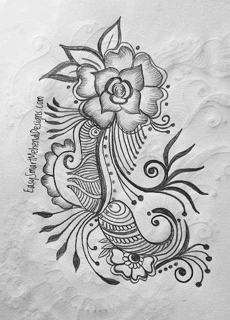 flower-leaf-mix-tattoo-design