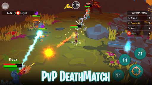 Space Pioneer: Action RPG PvP Alien Shooter 1.13.0 screenshots 6