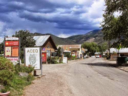 The Art And History Of Arroyo Seco New Mexico