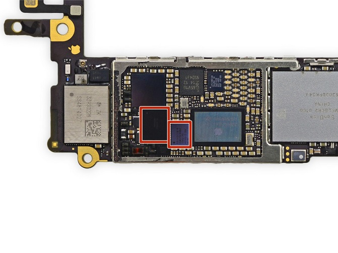 iFixit cho rằng sai lầm trong thiết kế là nguyên nhân khiến hàng loạt iPhone 6/6 Plus chết màn hình
