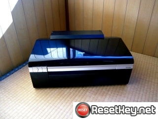 WIC Reset Utility for Epson PM-G860 Waste Ink Counter Reset