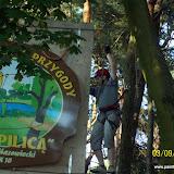 Park Linowy - Grupa IKARIA 03.09.2011