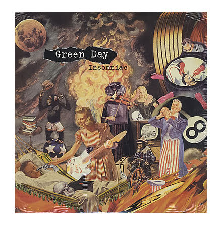 LP Green Day - Insomniac