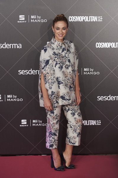 Marta Hazas attends the VIII Cosmopolitan Fun Fearless Female Awards