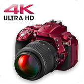 4K Ultra HD Camera (1080p)