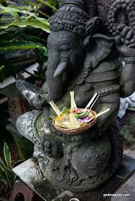 Ganeś , jeden z hinduistycznych bogów