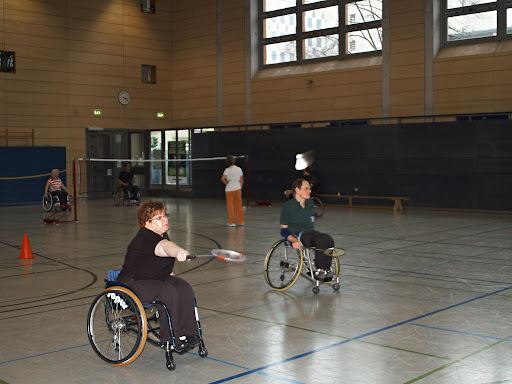 Impressionen vom Training unserer Abteilung Badminton vom 11.03.2012.