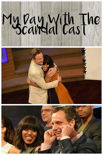 My Day With The Scandal Cast