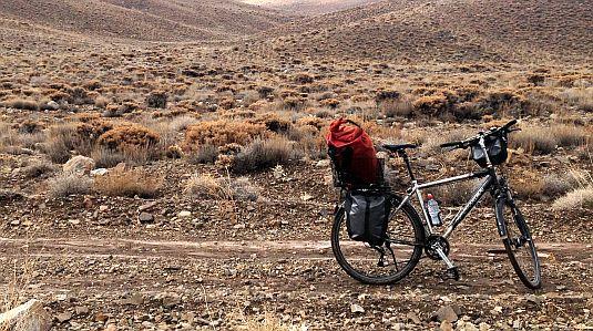 Panther Dominance Trekking im Karkas-Gebirge