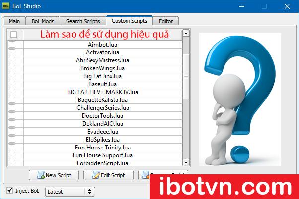 Cách sử dụng iBoL Studio sao cho hiệu quả?