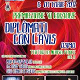 Diplòmati con l'AVIS - 6 ottobre 2012 - Foto Domenico Cappella