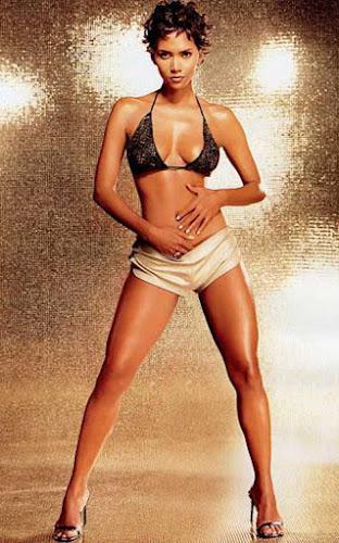 Halle Berry, sexy
