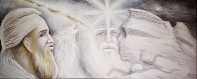 Quem eram os deuses antigos da raça humana 02