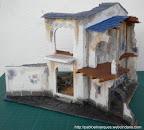 foto maqueta Edificio Sureño