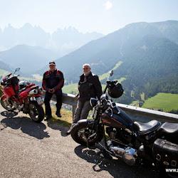 Motorradtour Würzjoch 06.08.13
