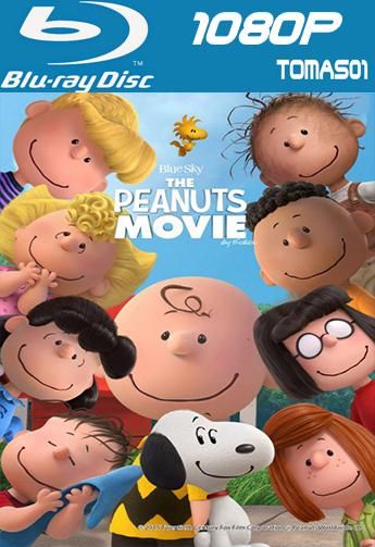Carlitos y Snoopy: La película de Peanuts (2015) BDRip 1080p DTS