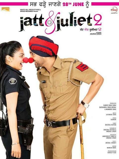 Jatt and Juliet 2 Poster